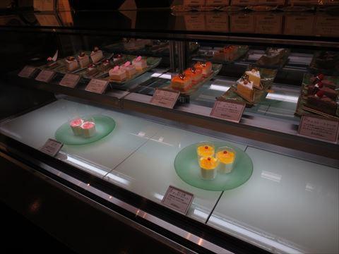 目黒雅叙園のケーキ